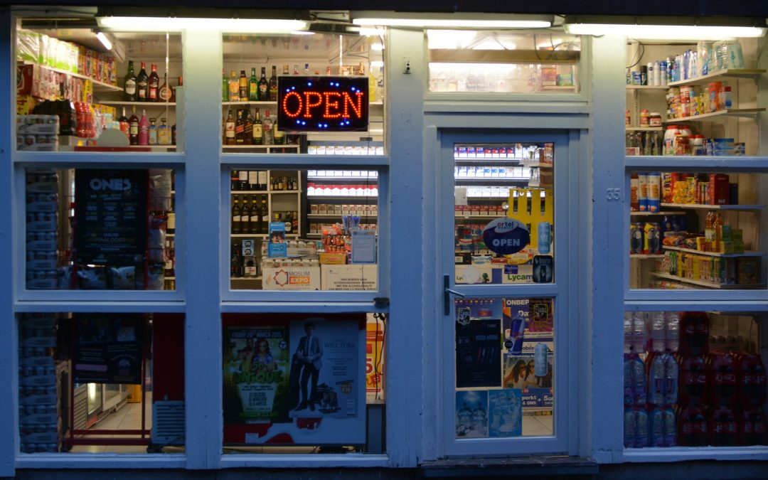What does your shop window say (and how it affects your sales)