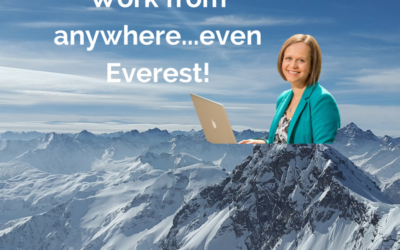 I'm climbing Everest in 2018…